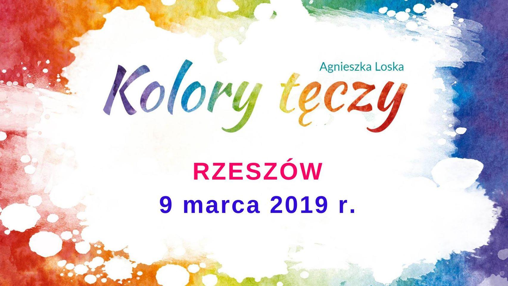 Rzeszów Warsztaty Wokalno Taneczne Kolory Tęczy