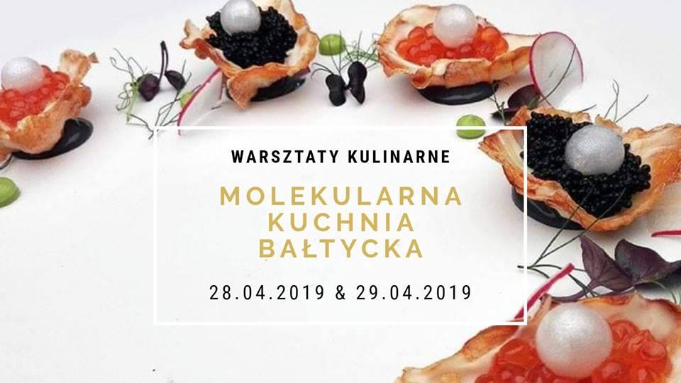 Molekularna Kuchnia Bałtycka Z Markiem Kropielnickim