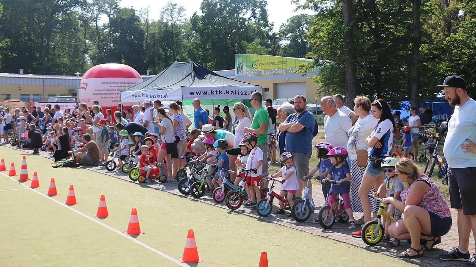 V Mistrzostwa Kalisza na rowerkach biegowych @ ul. Wał Matejki 2