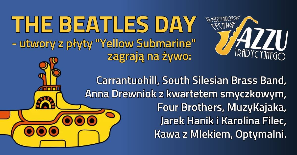 The Beatles Polska: Druga odsłona Beatles Day w Rybniku